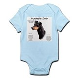 Manchester Terrier Infant Creeper
