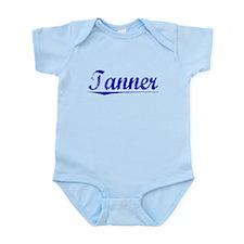 Tanner, Blue, Aged Infant Bodysuit
