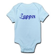 Tapper, Blue, Aged Infant Bodysuit