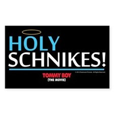 Holy Schnikes Decal