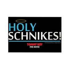 Holy Schnikes Rectangle Magnet