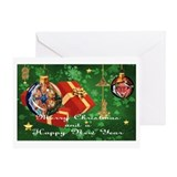 NEW TAINO CHRISTMAS CARD 3 Greeting Card