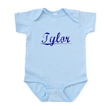 Tylor, Blue, Aged Infant Bodysuit