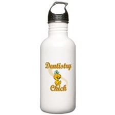 Dentistry Chick #2 Water Bottle