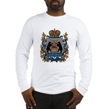Novgorod Coat of Arms Long Sleeve T-Shirt