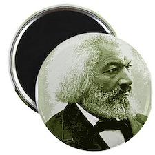 "Frederick Douglass ""Agitate!"" 2.25"" Magnet (10 pac"