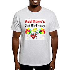 HAPPY 3RD BIRTHDAY T-Shirt