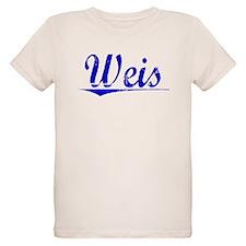 Weis, Blue, Aged T-Shirt