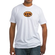 Kennebunk ME - Oval Design. Shirt