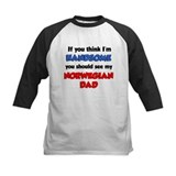 Im Handsome Norwegian Dad Tee