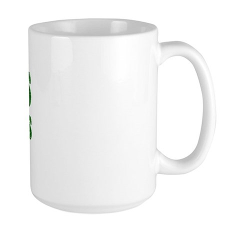 KISS my ass Large Mug