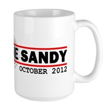I Survived Hurricane Sandy Mug