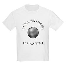 Believe In Nine Kids T-Shirt