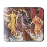 Storm Spirits Mousepad