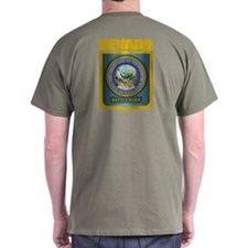 Nevada Seal (back) T-Shirt