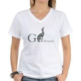 Greyhound V-Neck T-Shirt