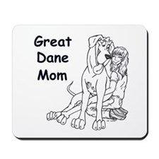 N GD Mom Mousepad