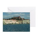 Portoferraio 1 Greeting Cards (Pk of 10)