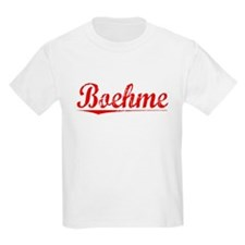 Boehme, Vintage Red T-Shirt