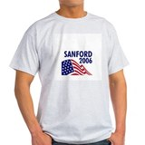 Sanford 06 Ash Grey T-Shirt