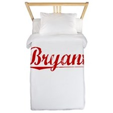Bryant, Vintage Red Twin Duvet