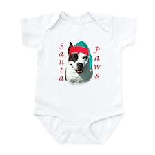 Am Staff Paws Infant Bodysuit