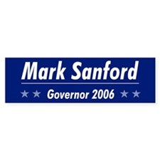 Sanford 06 Bumper Bumper Sticker