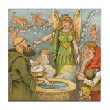 Fairy Christening Tile