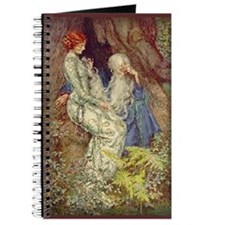 Merlin and Vivien Journal