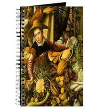 Medieval Vegetable Vendor Journal