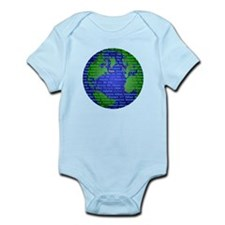 Peace On Earth English Onesie