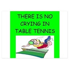 table tennis gifts Invitations