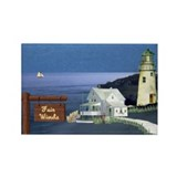 Fair Winds Cottage Magnets (10 pack)