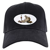Wounded Warrior Support the Troops Baseball Hat