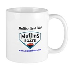 Unique On a boat Mug