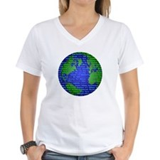 Peace On Earth Farsi Shirt