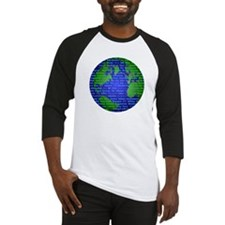 Peace On Earth Farsi Baseball Jersey