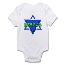 Yeshua & star! Infant Creeper