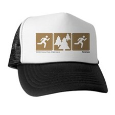 Run Forrest Run Trucker Hat