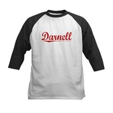 Darnell, Vintage Red Tee