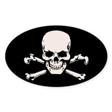 Basic BAMF Skull Decal