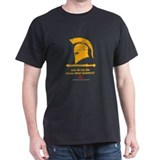 Airplane Gladiator T-Shirt