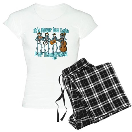 Bluegrass Beyond Women's Light Pajamas