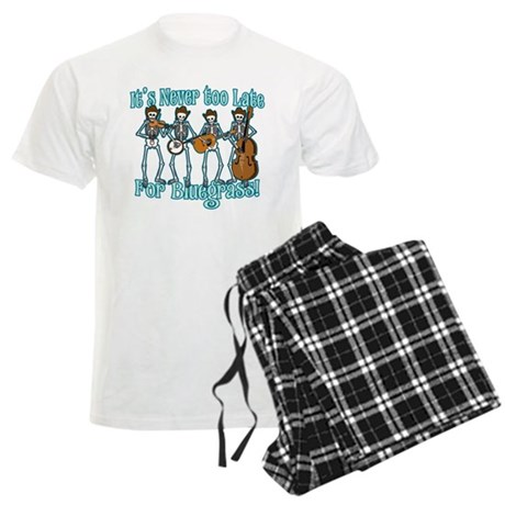 Bluegrass Beyond Men's Light Pajamas