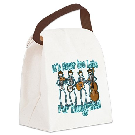 Bluegrass Beyond Canvas Lunch Bag