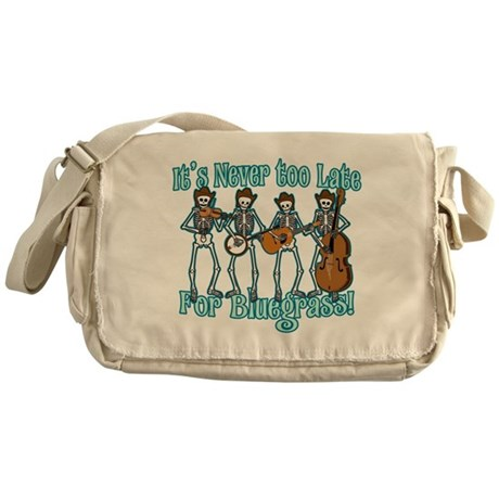 Bluegrass Beyond Messenger Bag