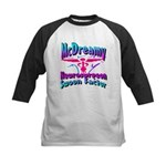 McDreamy Kids Baseball Jersey