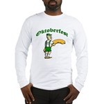 Oktoberfest...Grab Sausage Long Sleeve T-Shirt