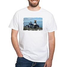 Cute Biker art Shirt
