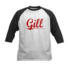 Gill, Vintage Red Tee